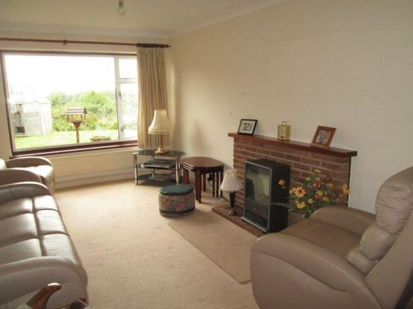 Lounge with fi...