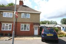 3 bed semi detached house in King George Crescent...