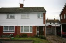 Banburies Close semi detached property to rent