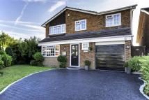 Detached property in Temple Close, Bletchley...
