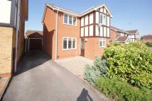 3 bed Detached house in TAVERNERS CRESCENT...
