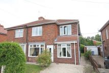 semi detached property for sale in Stenson Road, Derby
