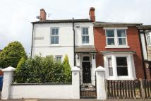 2 bed semi detached house in Carlton Road...