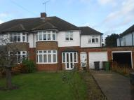 4 bed semi detached house to rent in Cannon Lane, Luton...
