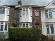 COLIN ROAD Terraced house to rent
