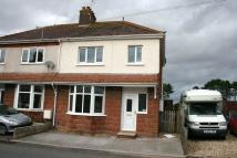 3 bedroom semi detached house in Watchet