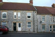 Terraced property for sale in Watchet