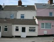 Terraced home to rent in Watchet