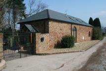 Barn Conversion in Williton