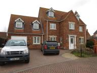 Detached house for sale in Godson Avenue, Heckington