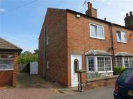3 bedroom semi detached property in Alexandra Road, Sleaford