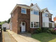 semi detached home in North Parade, Sleaford
