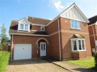4 bedroom Detached home for sale in Stokes Drive, Sleaford