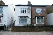 semi detached property in Aylesbury Road, Bromley