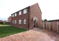 2 bedroom semi detached home to rent in Woodward Road, Pershore...