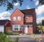 3 bed new property in Bluebells, Defford Road...