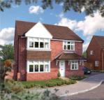 4 bed new home for sale in Bluebells, Defford Road...