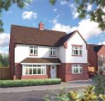 new home for sale in Bluebells, Defford Road...