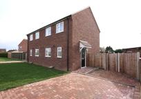 semi detached house in Woodward Road, Pershore...
