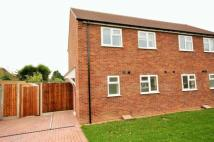 semi detached property to rent in Woodward Road, Pershore...