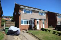 semi detached property in Loughmill Road, Pershore...