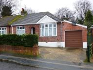Semi-Detached Bungalow for sale in Marshall Road, Rainham...