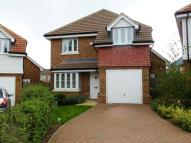4 bed Detached property in FOULDS CLOSE, Wigmore...