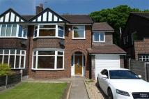 4 bedroom semi detached home in Edge Fold Road, Worsley