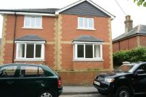 3 bed semi detached property in High Street, Freshwater...