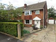 semi detached home for sale in Blackcarr Road, Baguley