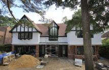 6 bedroom Detached house for sale in Hutton Mount