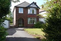 3 bedroom Detached home in Kimberley Road, Nuthall...