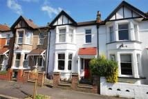 3 bed Terraced house in Orford Road...