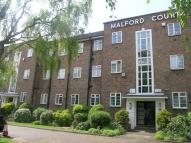 Flat in Malford Court...