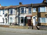 Terraced house in Grove Road...