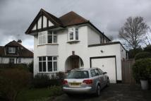 Detached property in Greencourt Road...