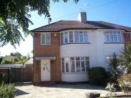 Acacia Close semi detached property to rent