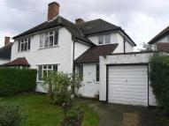 semi detached house in Towncourt Lane, Crofton...