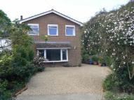 Detached property in Downe Avenue, Cudham...