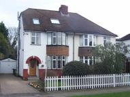 semi detached home in Charterhouse Road...