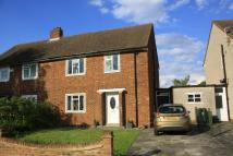 semi detached home for sale in Birch Row...
