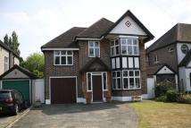 4 bed Detached home in Petts Wood Road...