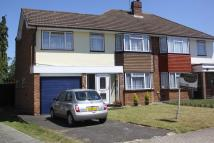 Derwent Drive semi detached property for sale