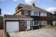 semi detached property for sale in Crofton Lane...
