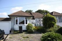 Semi-Detached Bungalow for sale in Chesham Avenue...