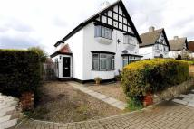 semi detached house in Magpie Hall Lane, Bromley
