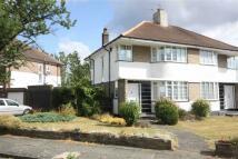 Ash Close semi detached property to rent