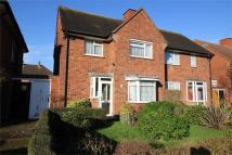 3 bed semi detached house for sale in Coleridge Road...