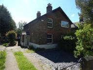semi detached house in Alexandra Cottages...