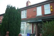 3 bed Terraced property in Burton Road, Withington...